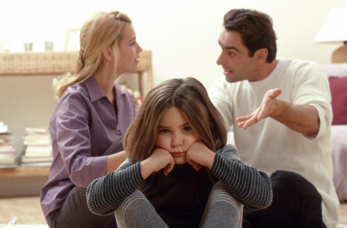 Influenta divortului asupra copiilor