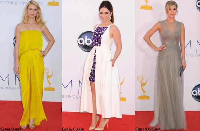Vedetele la Premiile Emmy