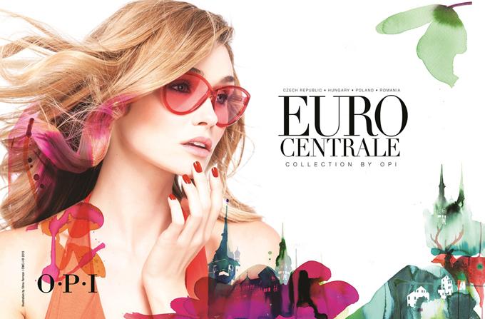 Euro Centrale by OPI – lacuri de unghii inspirate de tara noastra