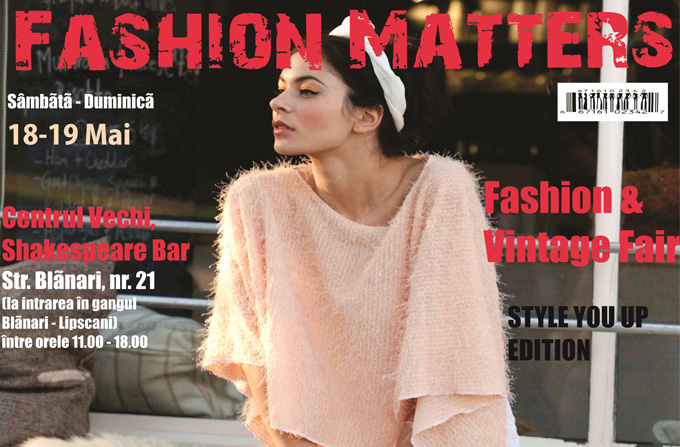 FASHION MATTERS Fair – Style you up Edition