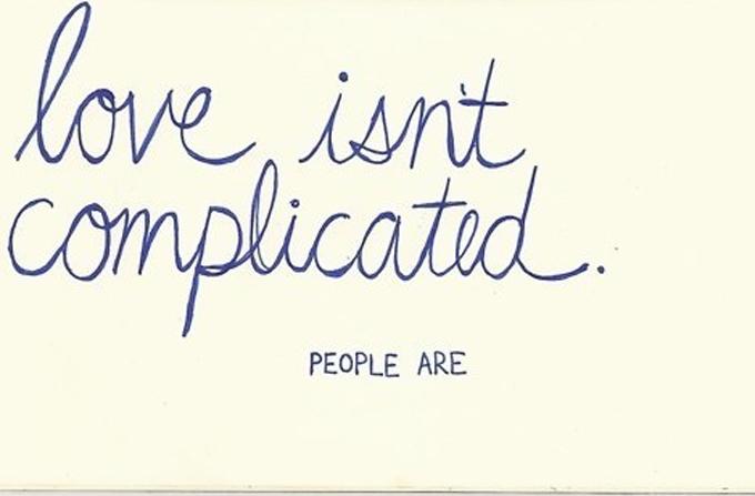 'It's complicated', noul status universal al iubirii