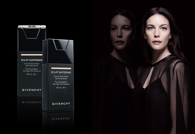 Liv Tyler – imaginea campaniei Givenchy Eclat Matissime