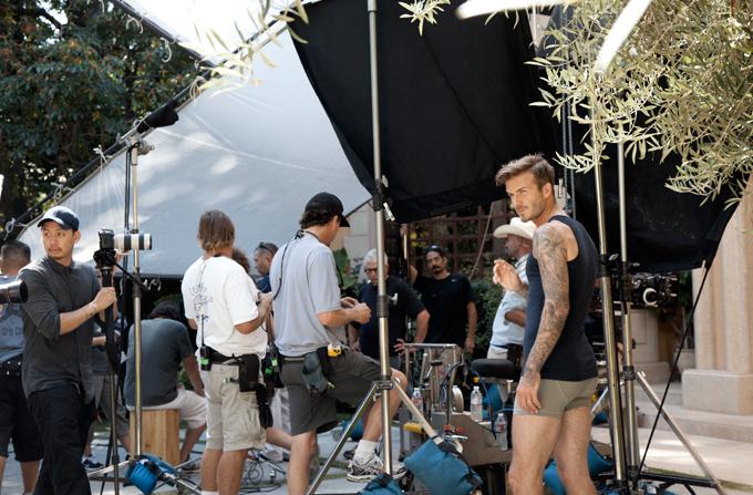 Guy Ritchie, regizorul noii campanii David Beckham pentru H&M