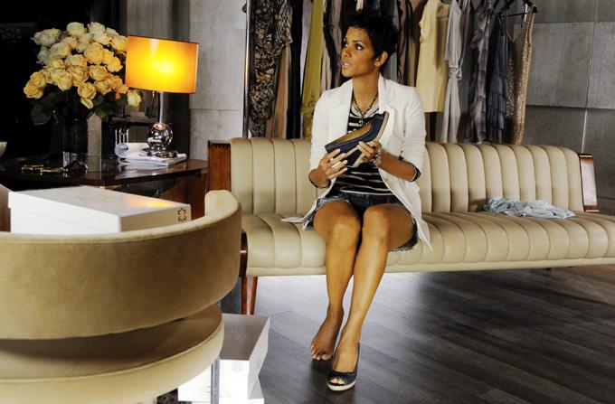 Halle Berry lanseaza propria linie de pantofi