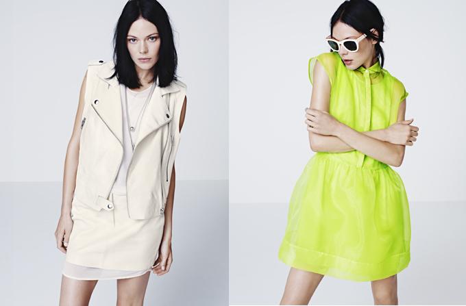 Preview: Colectia H&M primavara-vara 2012