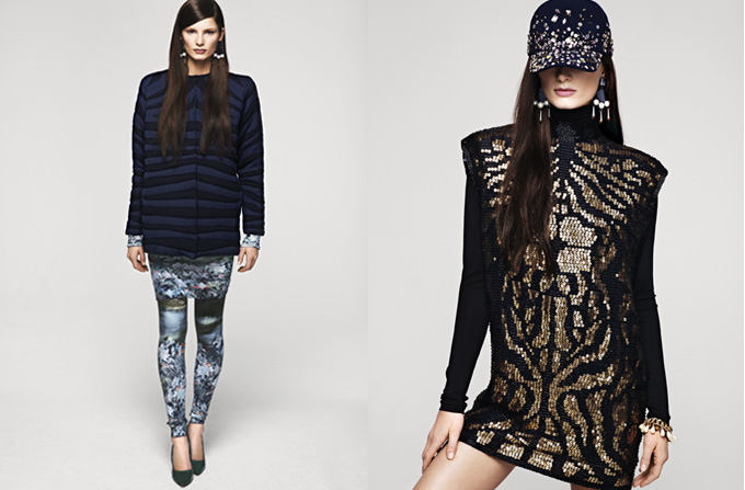 Colectia de toamna H&M: Stil minimalist cu accente indraznete