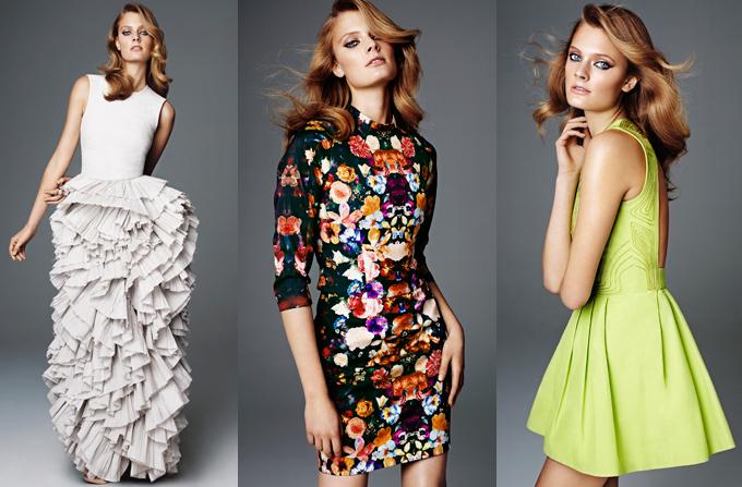 Tinute de covor rosu: H&M Conscious Glamour Collection