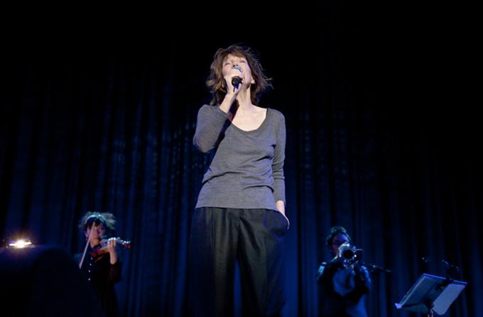 Recenzie: Concert Jane Birkin la Sala Palatului