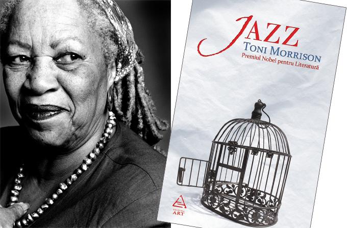 Carte: JAZZ de Toni Morrison