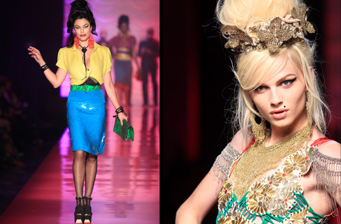 Colectia tribut Amy Winehouse semnata Gaultier – neapreciata de familia artistei