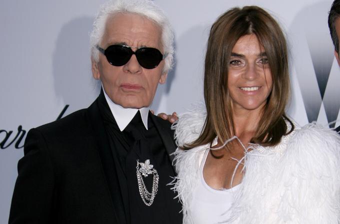 """The Little Black Jacket"" de Karl Lagerfeld si Carine Roitfeld"
