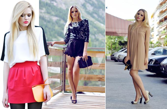 Interviu cu fashion bloggerul: KRISTINA BAZAN de la kayture.com