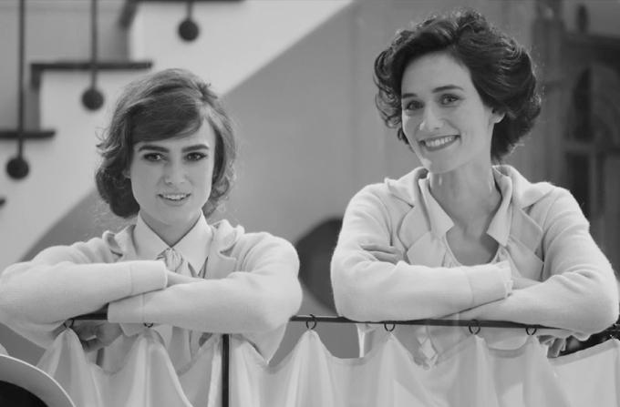 Keira Knightley: Coco Chanel intr-un film de Karl Lagerfeld