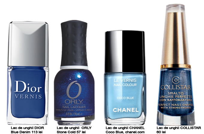 Beauty Trend: Denim Nails