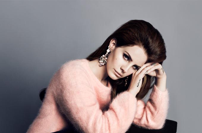 LANA DEL REY, imaginea campaniei H&M in aceasta toamna