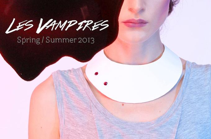 Les Vampires, colectia 109 primavara-vara 2013