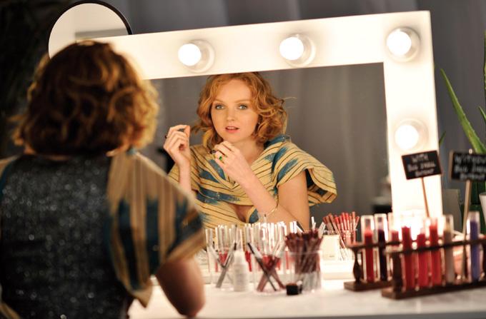 LILY COLE, prima ambasadoare The Body Shop