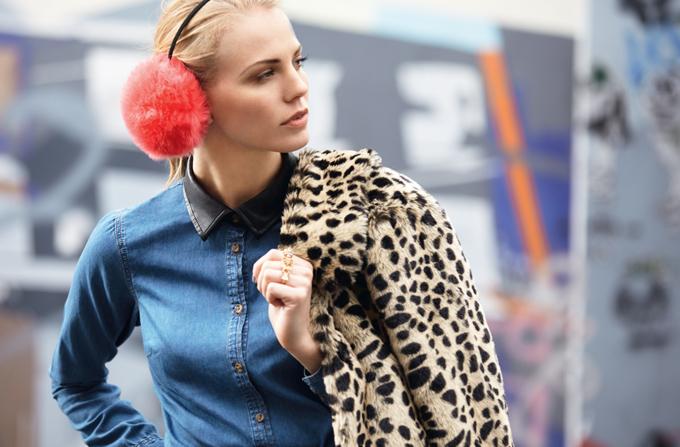 Moda londoneza in Colectia New Look toamna-iarna