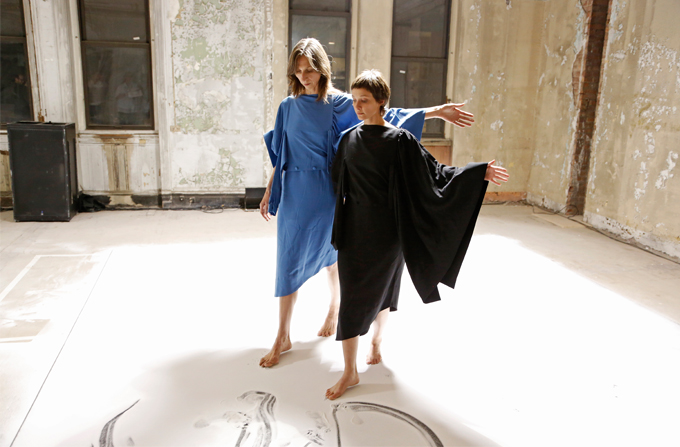 Lansarea Maison Martin Margiela with H&M la New York