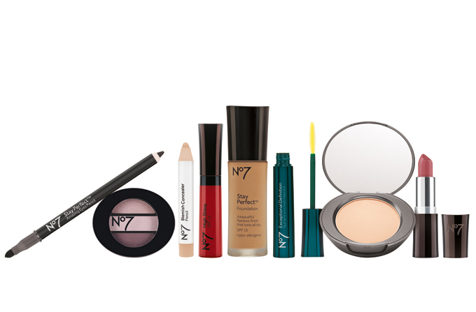 Noua colectie de make-up de la No7