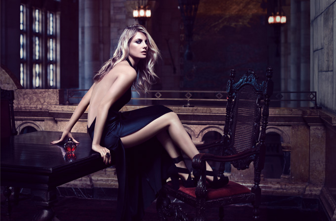 Melanie Laurent, imaginea Hypnotic Poison de la Dior