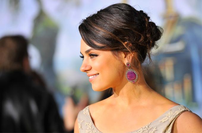 Mila Kunis – cum sa obtii o coafura ca ei