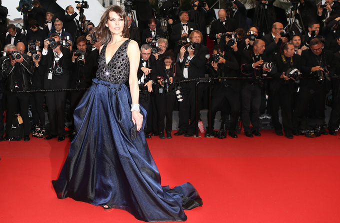 Tinutele vedetelor la premiera 'All Is Lost' de la Cannes