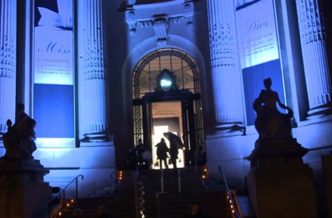 Expozitia Miss Dior de la Paris