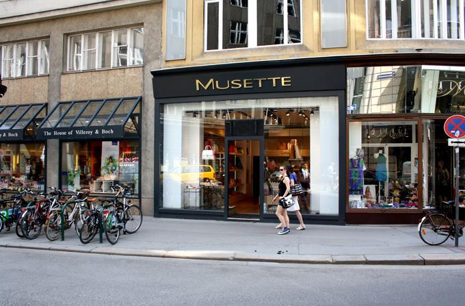 MUSETTE la Viena