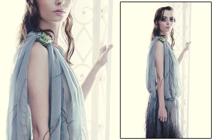 MYGRATIE by Luiza Racovita, o colectie handmade de lux