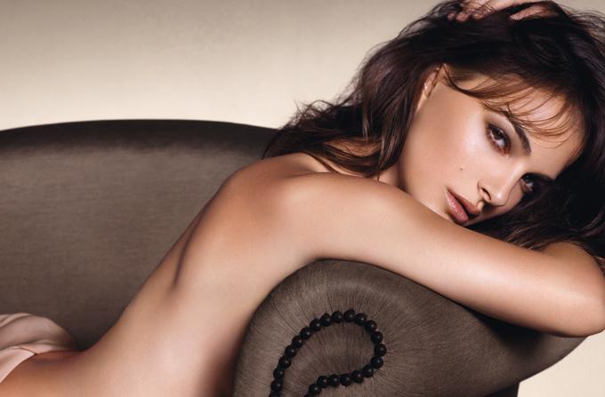 Natalie Portman: Imaginea Dior New Nude