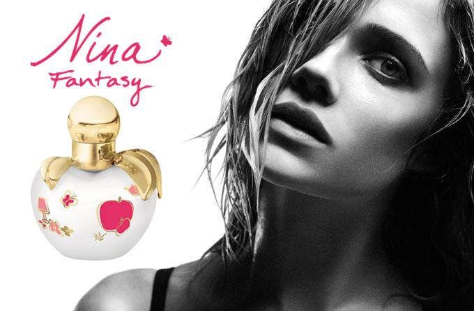 Nina Fantasy – noul parfum Nina Ricci
