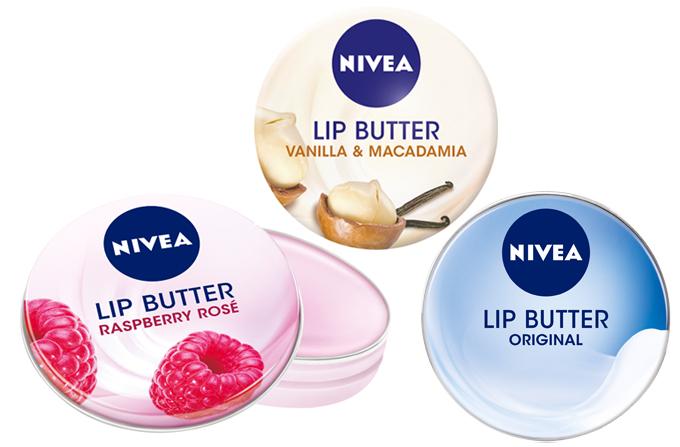 Nou! Nivea Lip Butter – rasfat aromat pentru buze