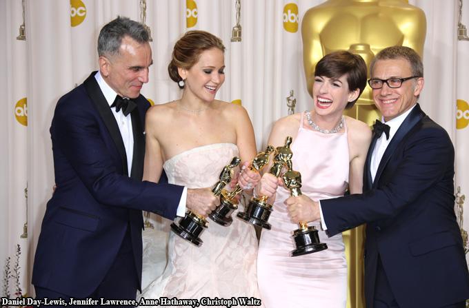 Lista castigatorilor la Premiile Oscar 2013