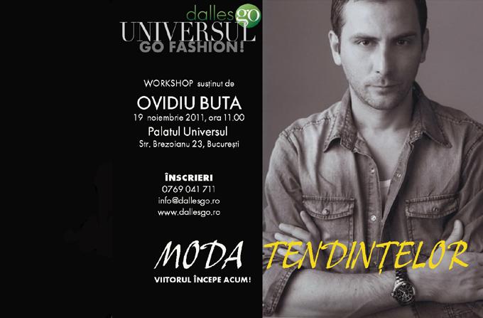Ovidiu Buta – Despre moda tendintelor
