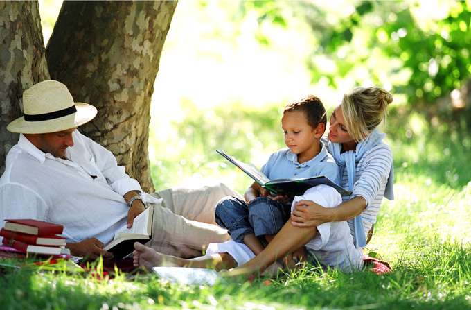 O zi de lectura in parc – 27 iulie @ Herastrau