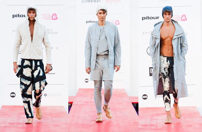 PATZAIKIN Fashion toamna-iarna 2012/13: lansare internationala