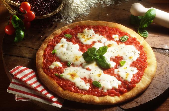 Pizza e gata!
