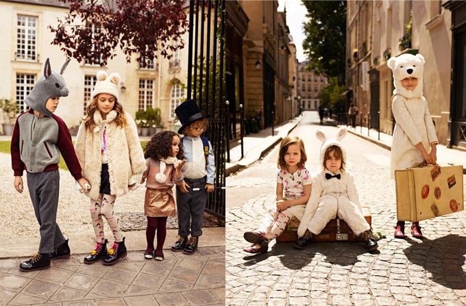 H&M All for Children: Povestile sunt la moda