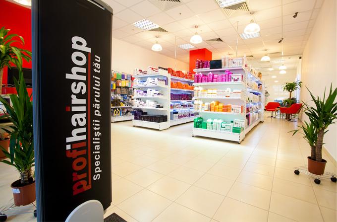 Profihairshop – magazine de produse profesionale pentru coafura