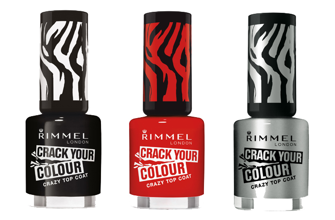 Lacuri Crack your Colour! de la Rimmel