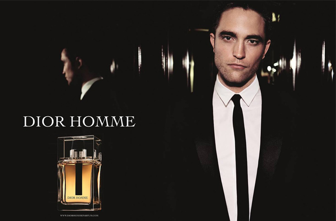 Robert Pattinson, seducator in campania Dior Homme