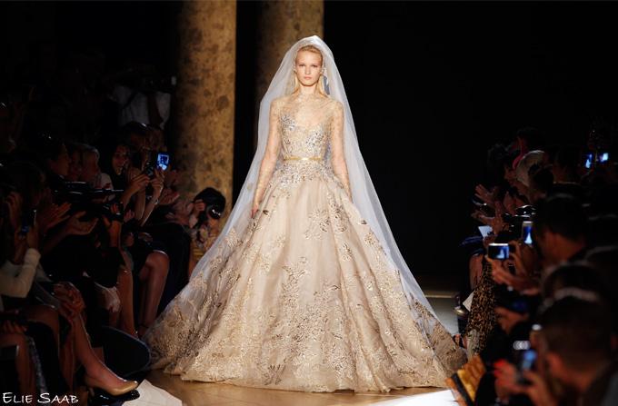 Rochii de mireasa haute couture