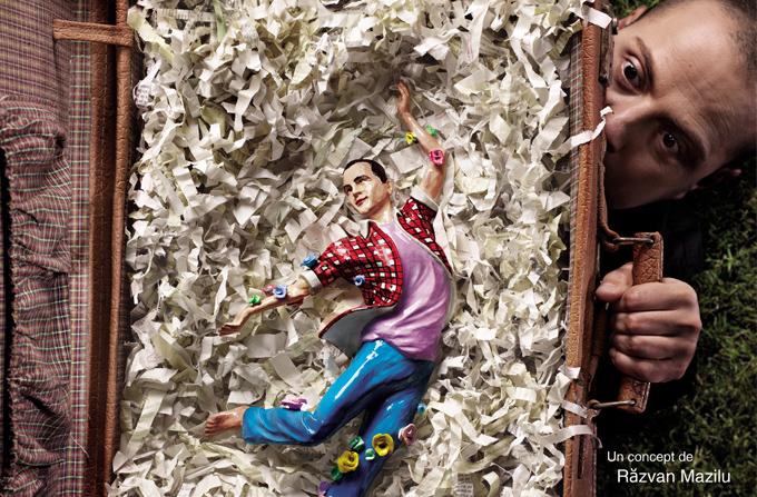 Saraiman: Dans contemporan, stand-up comedy si muzica lautareasca