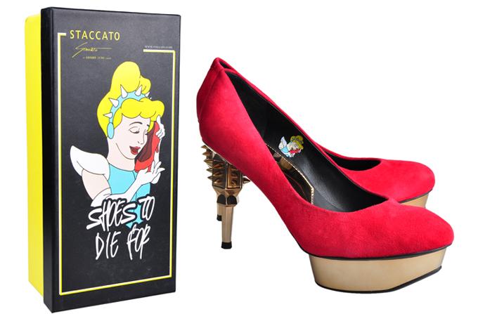 Shoes to die for! – o colaborare intre Staccato si Ground Zero
