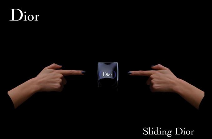 Sliding Dior – Noul fard de pleoape 3 Couleurs Smoky