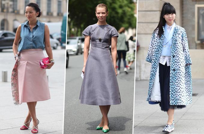 Street Style @ Paris Haute Couture Fashion Week