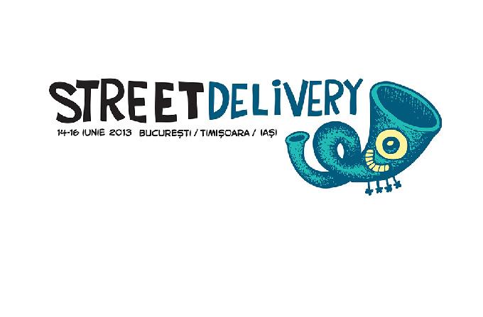 Street Delivery, editia a VIII-a – apel de proiecte