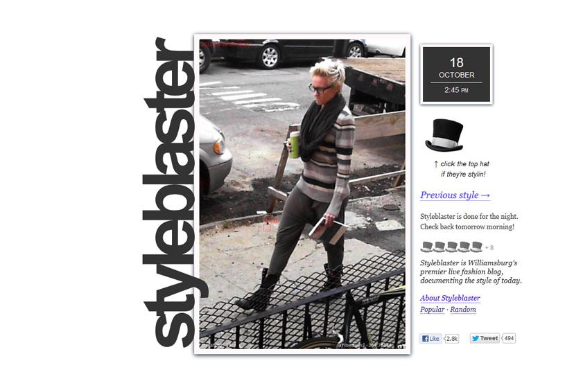 New York: Moda strazii in timp real