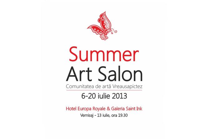 Summer Art Salon – 14 zile de arta in Bucuresti si Sinaia
